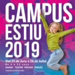 Campus Estiu 2019 Escola de dansa Judit Font